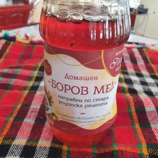 Домашен боров мед